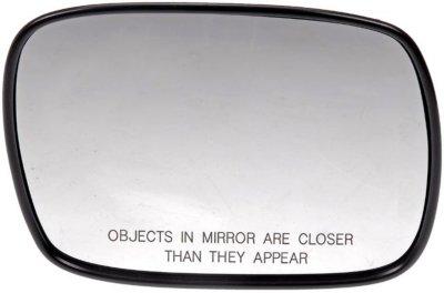 1999-2001 Jeep Cherokee Mirror Glass Dorman Jeep Mirror Glass 56290 99 00 01