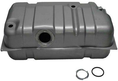 Dorman RB576656 Fuel Tank - Silver, Steel, Direct Fit