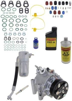 2005-2006 Isuzu Ascender A/C Compressor Item Auto Isuzu A/C Compressor REPI191107