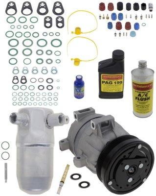 2000-2001 Pontiac Grand Am A/C Compressor Item Auto Pontiac A/C Compressor REPP191119