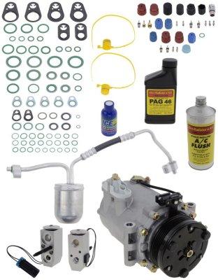 2004 Saturn Vue A/C Compressor Item Auto Saturn A/C Compressor REPS191117