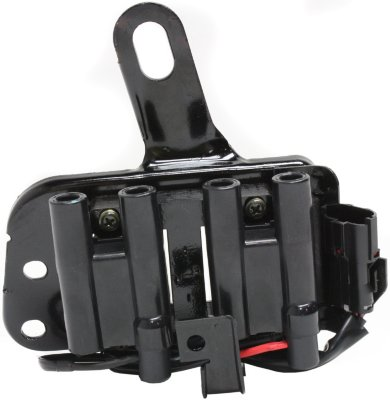 Replacement REPH504615 Ignition Coil - Coil pack, Direct Fit