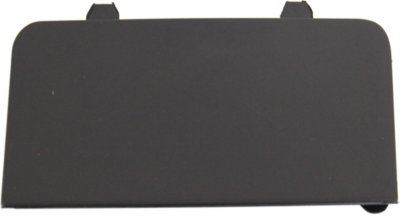 Replacement REPS018403 Tow Eye Cover - Textured, Direct Fit