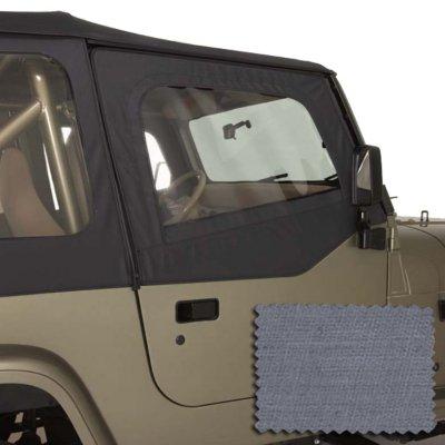 1988-1995 Jeep Wrangler (YJ) Door Skin Rugged Ridge Jeep Door Skin 13713.09