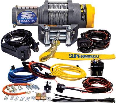 Superwinch Terra 35 12 - volt ATV Electric Winch