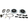 SS Brakes Brake Disc and Caliper Kit