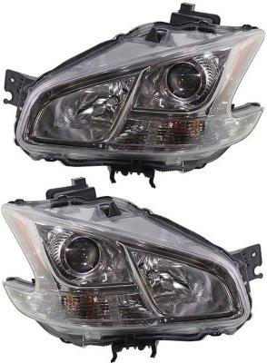 2014 Nissan Maxima Headlight Replacement Nissan Headlight SET-REPN100119