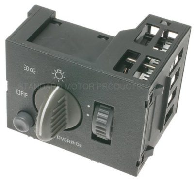 Standard SIDS876 Headlight Switch - Black, Plastic, Direct Fit