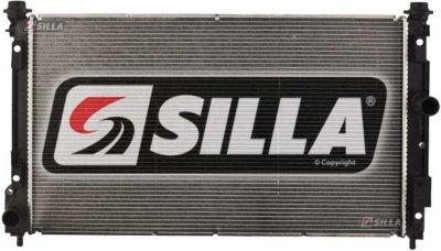 Silla Silla3187A Radiator - Factory Finish, Direct Fit