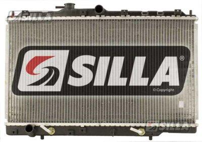 Silla SILLA7334A Radiator - Factory Finish, Direct Fit
