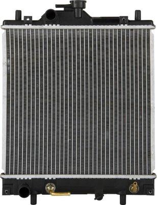 Spectra SPICU1732 Radiator - Factory Finish, Direct Fit