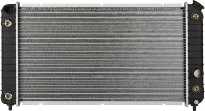 Spectra SPICU1826 Radiator - Factory Finish, Direct Fit