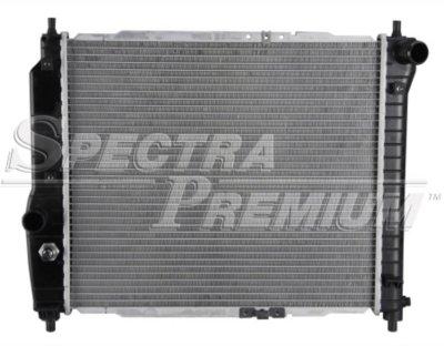 2004-2008 Chevrolet Aveo Radiator Spectra Chevrolet Radiator CU2774 SPICU2774