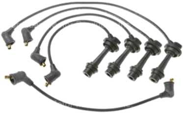 Standard SW27531 Spark Plug Wire - 7 mm Diameter, Direct Fit