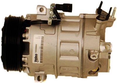 2007-2012 Nissan Sentra A/C Compressor Valeo Nissan A/C Compressor 10000660