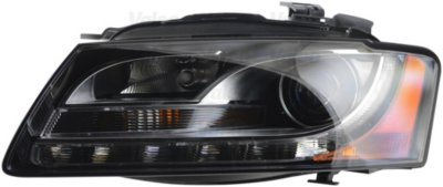 2008-2012 Audi A5 Quattro Headlight Valeo Audi Headlight 44682 VLE44682