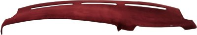 VelourMat VLM716770094 Dash Cover - Red, Velour, Mat, Direct Fit