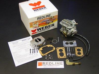 Weber Redline W0133-1598861 Carburetor Kit