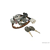 OE Aftermarket Ignition Lock Assembly