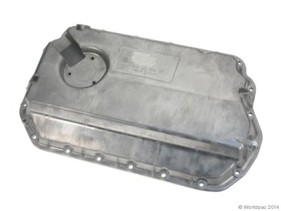 Febi W0133-1605843 Oil Pan - Aluminum