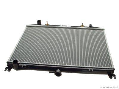 CSF W0133-1608593 Radiator - Direct Fit