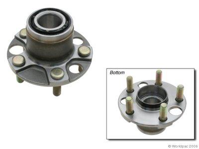 SKF W0133-1611258 Wheel Hub