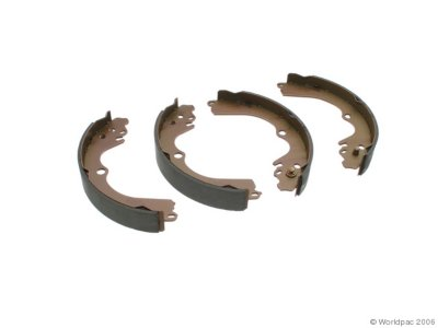 SBS W0133-1622061 Brake Shoe Set