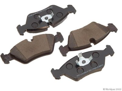 PBR W0133-1622495 Deluxe Brake Pad Set