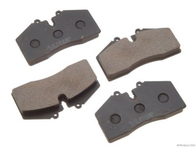 PBR W0133-1624723 Deluxe Brake Pad Set