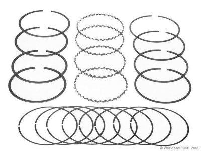 NPR W0133-1625204 Piston Ring Set