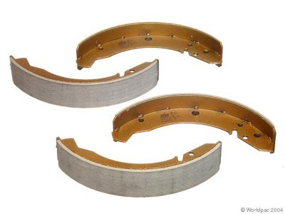 SBS W0133-1629989 Brake Shoe Set