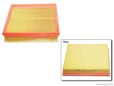 1998-2004 Mercedes Benz SLK230 Air Filter Mann-Filter Mercedes Benz Air Filter W0133-1632330
