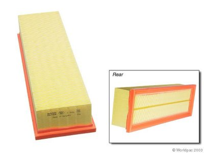 1994-1999 Mercedes Benz S600 Air Filter Mann-Filter Mercedes Benz Air Filter W0133-1633593