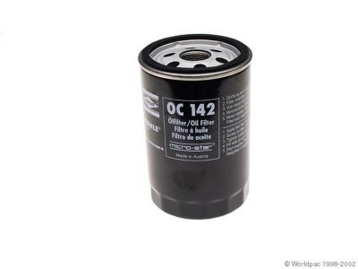 1983-1991 Porsche 944 Oil Filter Mahle Porsche Oil Filter W0133-1638531 W0133-1638531