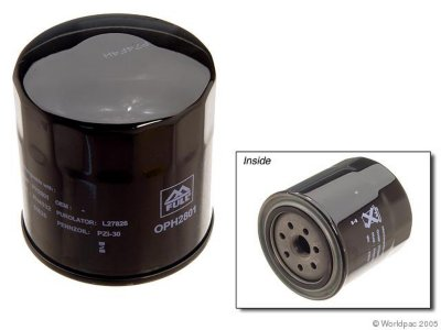 1987-1988 American Motors Eagle Oil Filter Full American Motors Oil Filter W0133-1641437 W0133-1641437