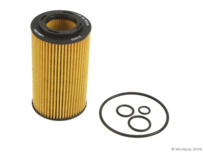 2004-2008 Chrysler Crossfire Oil Filter Mann-Filter Chrysler Oil Filter W0133-1772001