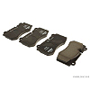 Jurid Brake Pad Set