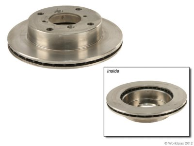 SBS W0133-1806358 Brake Disc - Plain Surface