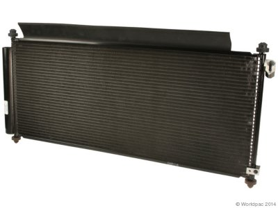 2007-2008 Honda Fit A/C Condenser Denso Honda A/C Condenser W0133-1807449