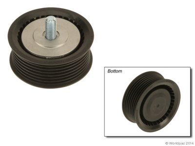 OES Genuine W0133-1914598 Accessory Belt Idler Pulley