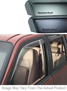1985-1992 Volvo 740 Window Visor Weathertech Volvo Window Visor 72099