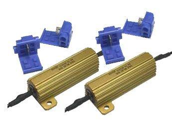LED Load Resistor Warrior Products LED Load Resistor 2905 WAR2905