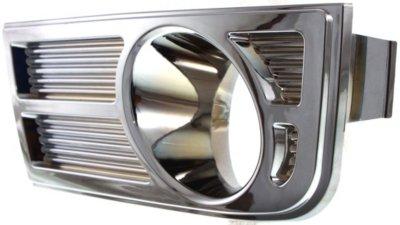 2007-2010 Lincoln MKX Fog Light Trim AutoTrust Gold Lincoln Fog Light Trim ARBL107506