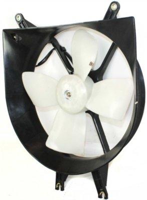 1992-1998 Honda Civic Cooling Fan Assembly AutoTrust Platinum Honda Cooling Fan Assembly REPH160908