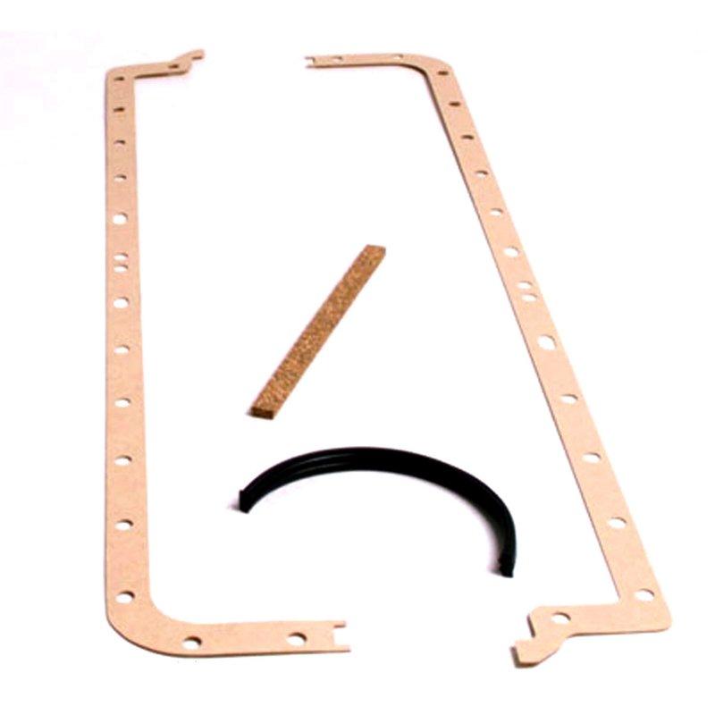 034 0711 Beck Arnley Oil Pan Gasket rubber