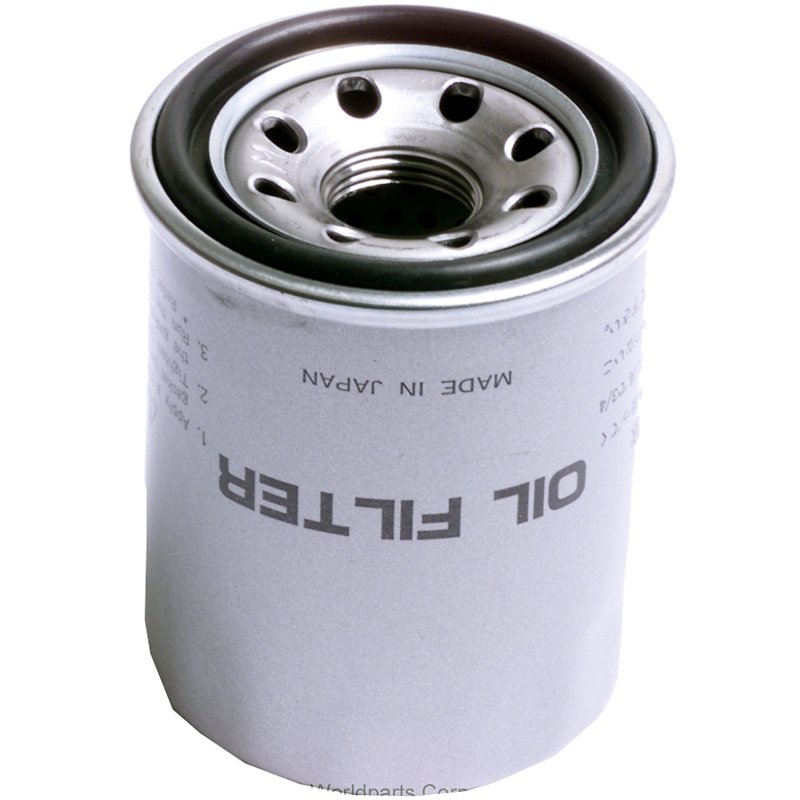 041 8135 Beck Arnley Oil Filter 152089e01a canister