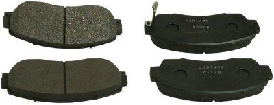 2007-2012 Acura RDX Brake Pad Set Beck Arnley Acura Brake Pad Set 089-1735 089-1735