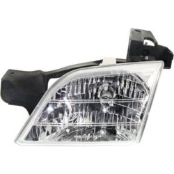 Chevrolet Venture Driver Side Headlight With Bulb S