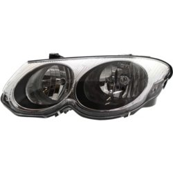 Driver Side Headlight With Bulb S