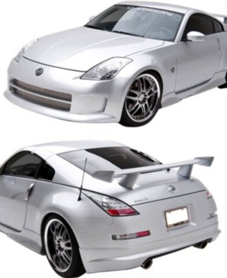 Image of 2003-2008 Nissan 350Z Body Kit 3dCarbon Nissan Body Kit 691406